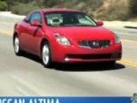 Видеообзор Nissan Altima Coupe
