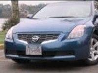 Тест-драйв Nissan Altima Coupe