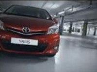 Рекламный ролик Тойота Ярис