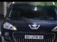 Промо видео Peugeot 4007