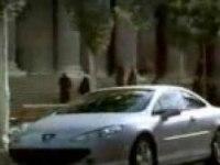 Рекламный ролик Peugeot 407 Coupe