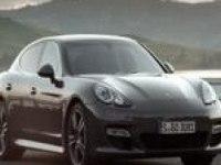 Промовидео Porsche Panamera Turbo S