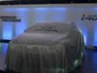 Премьера Hyundai i40 на автосалоне в Барселоне.