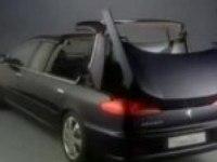 Промо видео Peugeot 607 Paladine