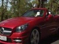 Промовидео Mercedes SLK-Class