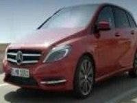 Промовидео Mercedes-Benz B-Class