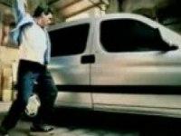 Рекламный ролик Peugeot Partner