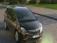 Промовидео Opel Zafira Tourer
