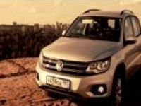 Тест-драйв Volkswagen Tiguan от motor.ru