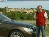 Тест драйв Mercedes S-Class от Наши Тесты