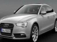 Промовидео Audi A5 Sportback