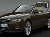 Промовидео Audi A5 Cabriolet
