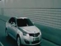 Рекламный ролик Roewe 550 (MG 550)