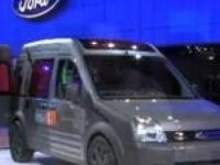 Ford Transit Connect на Чикагском автошоу