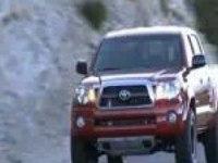 Промовидео Toyota Tacoma Double Cab