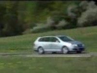 VolksWagen Golf Variant видео ролик