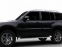 Трехмерный обзор Pajero Wagon 2007