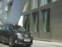 Промовидео Toyota Avensis