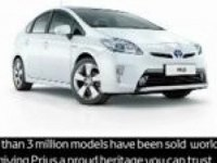 Промовидео Toyota Prius