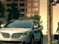 Реклама Lincoln MKX