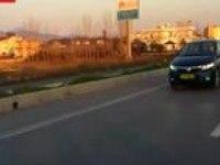 Honda Civic 4D — За кадром
