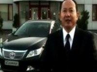 Видеообзор Toyota Camry