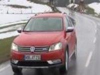 Тест-драйв Volkswagen Passat Alltrack (Часть 2)