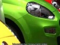 Болонья Мотор Шоу Fiat Punto