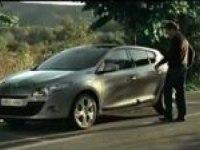 Реклама Renault Megane Hatchback