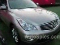Видео обзор Infiniti EX35 от AutoSpies.com