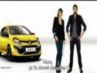Промовидео Renault Twingo RS