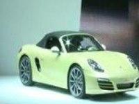 Премьера Porsche Boxster в Женеве