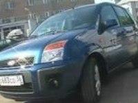 Городской активный автомобиль Ford Fusion