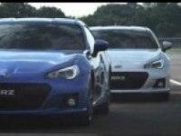 Промо видео Subaru BRZ
