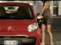 Рекламный ролик Citroen C1