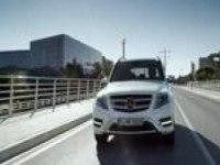 Trailer - Mercedes-Benz GLK 2012