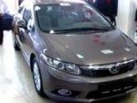 Презентация Honda Civic 4D 2012