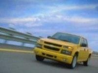 Промо ролик Chevrolet Colorado