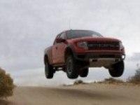 По бездорожью Ford F-150 Raptor