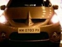 Mitsubishi Grandis - рекламный ролик