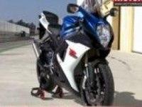 Тест Suzuki GSX-R750