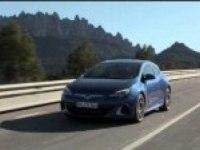 Astra OPC на дороге