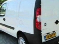 Осмотр Fiat Doblò Cargo