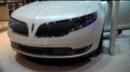 Видео с выставки Lincoln MKS