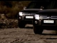 Рекламный ролик Mitsubishi Pajero Wagon 2007