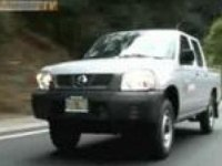 На дороге Nissan NP 300