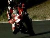 Honda CBR600RR в движении