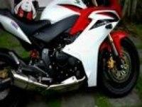 Видеообзор Honda CBR600F