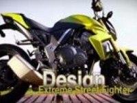 Промовидео Honda CB1000R