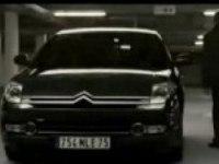 Рекламный ролик Citroen C6